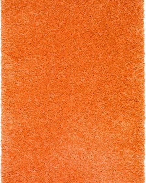 Universal Oranžový koberec Universal Aqua Liso, 100 x 150 cm
