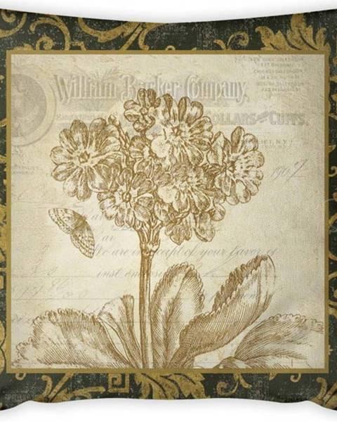 Vitaus Povlak na polštář Vitaus Autumn Parade Frame, 43 x 43 cm