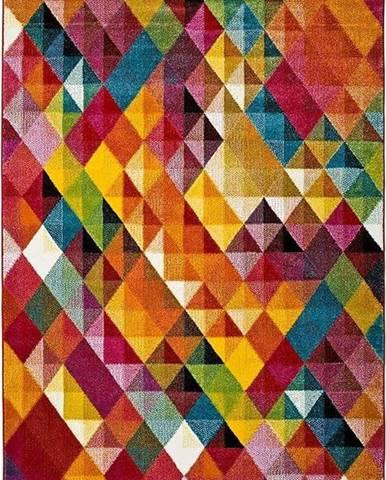 Koberec Universal Belis Triangles, 140 x 200 cm