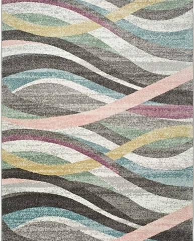 Koberec Universal Lucy Multi Waves, 140 x 200 cm