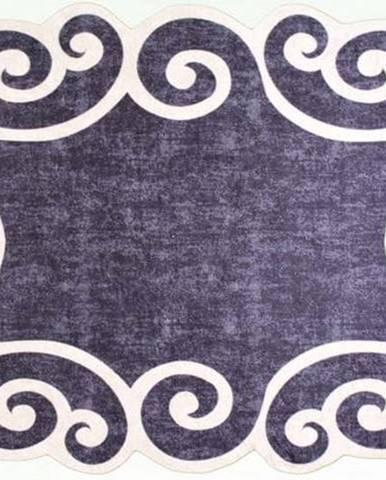 Koberec Vitaus Gunna Siyah, 80 x 150 cm