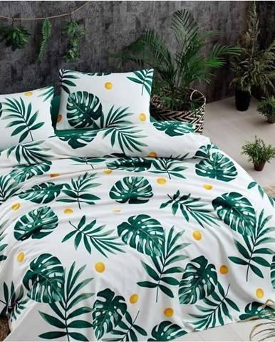 Lehký prošívaný přehoz přes postel Ramido Jungle, 140 x 200 cm