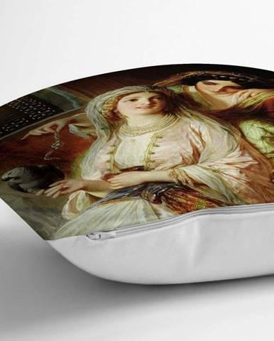 Povlak na polštář Minimalist Cushion Covers Lunio, 45 x 45 cm