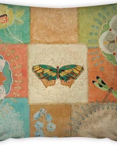 Povlak na polštář Vitaus Sakriya Uno, 43 x 43 cm