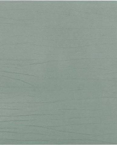 Zelené prostírání z recyklované kůže ZicZac Titane, 33x45cm