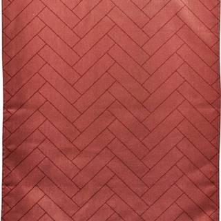 Červená kuchyňská utěrka z bavlny Södahl, 50x70cm