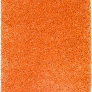 Oranžový koberec Universal Aqua Liso, 100 x 150 cm