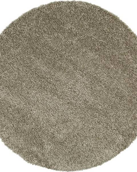 Universal Šedý koberec Universal Aqua Liso, ø80cm