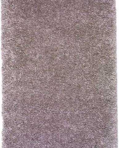Šedý koberec Universal Aqua Liso, 67 x 125 cm