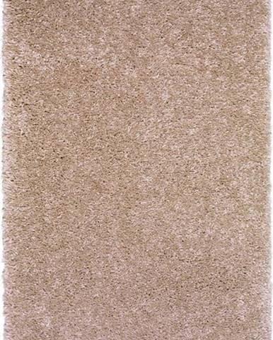 Světle hnědý koberec Universal Aqua Liso, 100x150cm