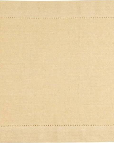 Ego Dekor Žluté bavlněné prostírání Ego Dekor Indi, 35x50cm