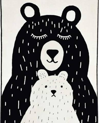 Dětský koberec Bears, 140x190cm