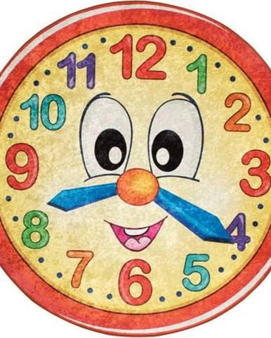 Dětský koberec Watch, ⌀140cm