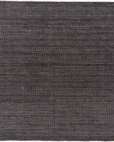 Sada 2 tmavě šedých bavlněných prostírání Södahl, 33x48cm