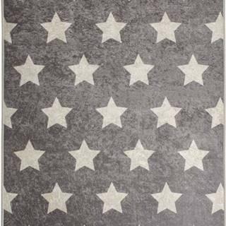 Dětský koberec Stars, 100x160cm