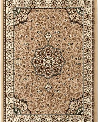 Béžovo-hnědý koberec Think Rugs Diamond Ornament, 120x170cm