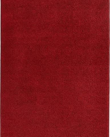 Červený koberec Hanse Home Pure, 200x300cm
