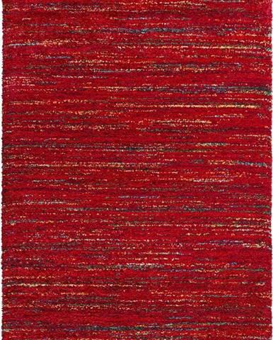 Červený koberec Mint Rugs Chic, 80x150cm