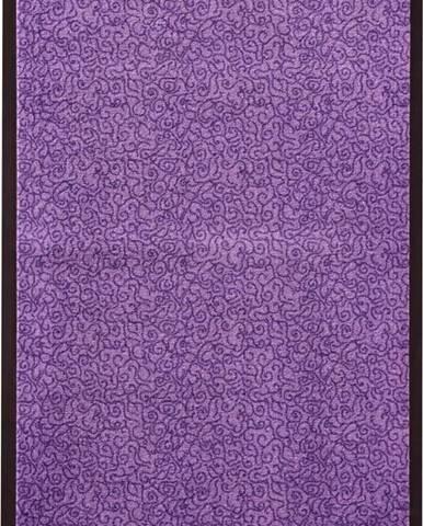 Fialová rohožka Zala Living Smart, 75x45cm