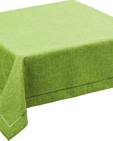 Limetkově zelený ubrus Unimasa, 150 x 150 cm