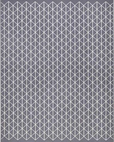 Šedý koberec Zala Living Dulo, 70x140cm