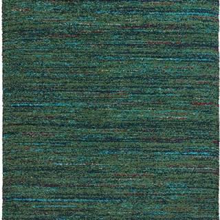 Zelený koberec Mint Rugs Chic, 80x150cm