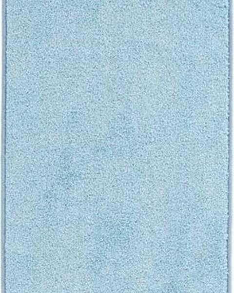 Hanse Home Modrý běhoun Hanse Home Pure, 80x200cm
