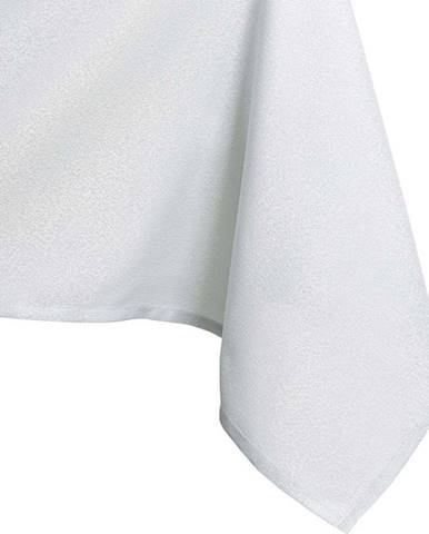 Bílý ubrus AmeliaHome Empire White, 110 x 160 cm