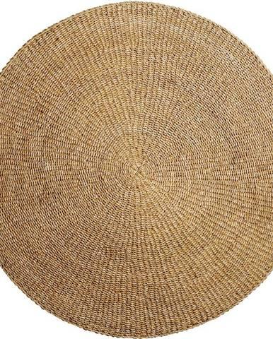 Koberec z mořské trávy Bloomingville Nature, ø 120 cm