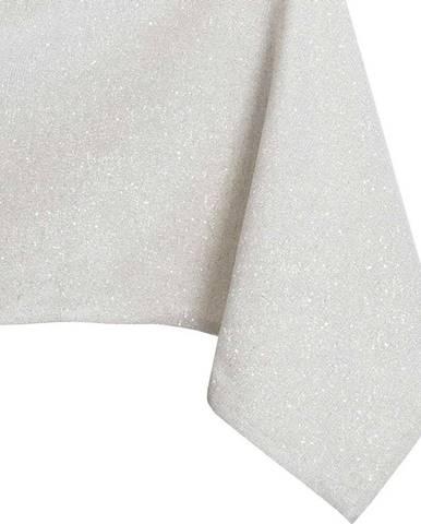 Krémový ubrus DecoKing Sparkle Cream, 110 x 160 cm