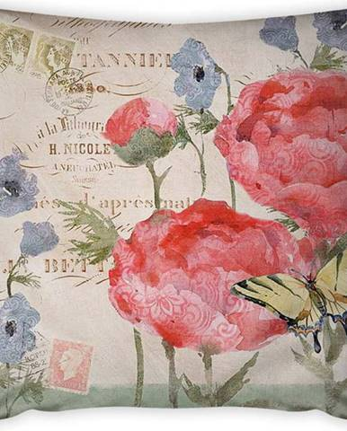 Povlak na polštář Vitaus Sentiment, 43 x 43 cm