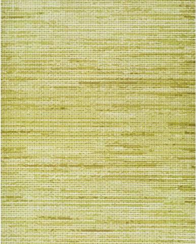 Zelený venkovní koberec Universal Vision, 66 x 200 cm