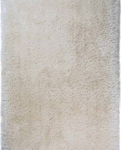 Bílý koberec Flair Rugs Pearls, 80 x 150 cm