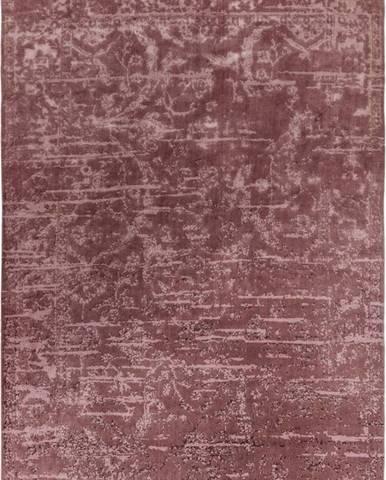 Fialový koberec Asiatic Carpets Abstract, 120 x 170 cm