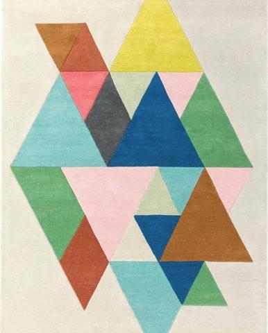Koberec Asiatic Carpets Triangle Multi, 160 x 230 cm