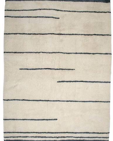 Koberec ze směsi vlny a bavlny Bloomingville Reggo, 140 x 200 cm