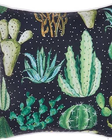 Povlak na polštář Mike&Co.NEWYORK Dark Cactus, 43 x 43 cm