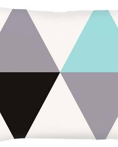 Povlak na polštář Mike&Co.NEWYORK Simple Mint, 31 x 50 cm
