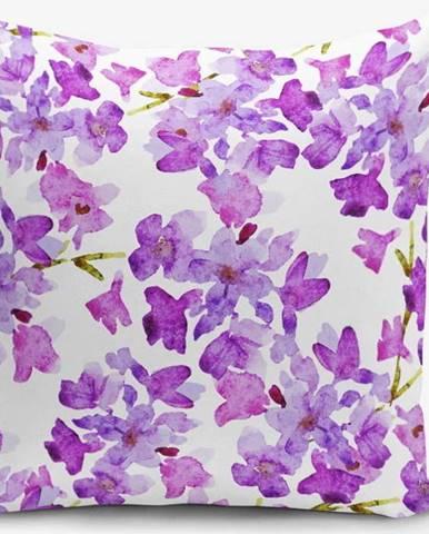 Povlak na polštář s příměsí bavlny Minimalist Cushion Covers Promise, 45 x 45 cm