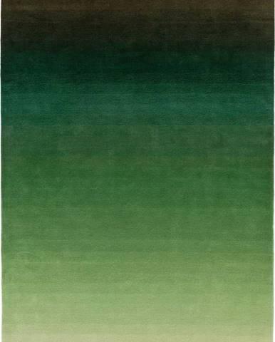 Zeleno-šedý koberec Asiatic Carpets Ombre, 160 x 230 cm