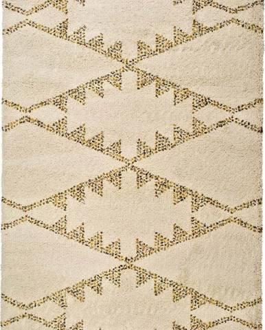 Béžový koberec Universal Zaida Mostaza, 120 x 170 cm