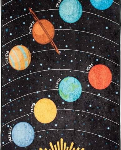 Dětský koberec Galaxy, 100x160cm