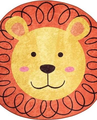 Dětský koberec Leon, ⌀140cm
