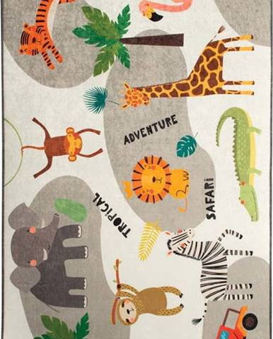 Dětský koberec Safari, 100x160cm