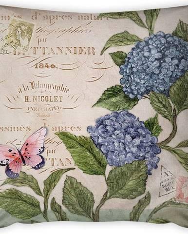 Povlak na polštář Vitaus Sentiment Dos, 43 x 43 cm