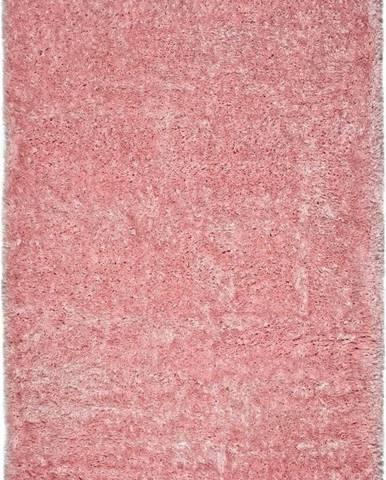 Růžový koberec Universal Aloe Liso, 140 x 200 cm