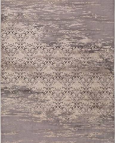 Šedý koberec Universal Arabela Beig, 200x290cm