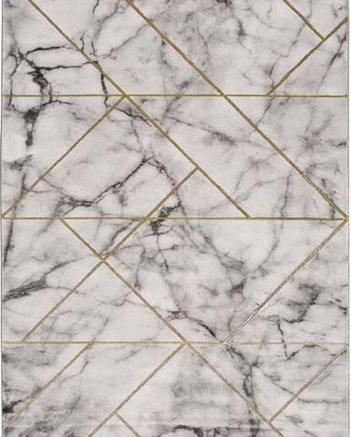 Šedý koberec Universal Norah Grisso, 120 x 170 cm