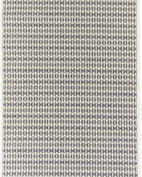 Floorita Černý venkovní koberec Floorita Stuoia, 130 x 190 cm