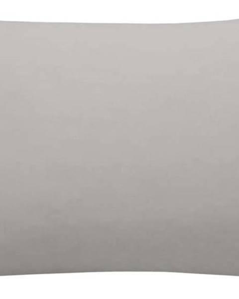 Happy Friday Basic Šedý bavlněný povlak na polštář Happy Friday Basic, 50 x 30 cm
